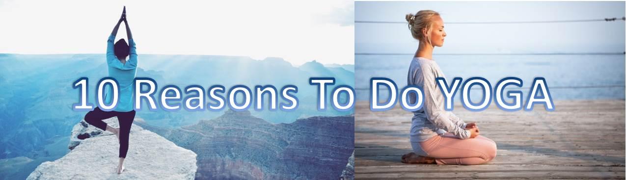 10 reasons yoga